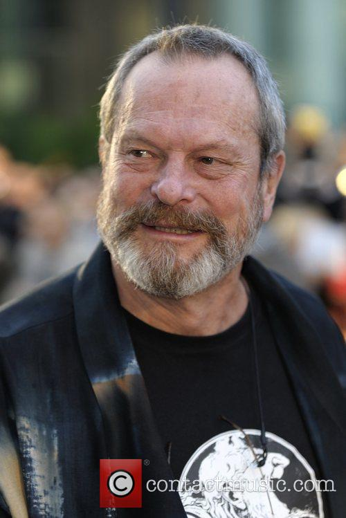 Director Terry Gilliam and Terry Gilliam 1