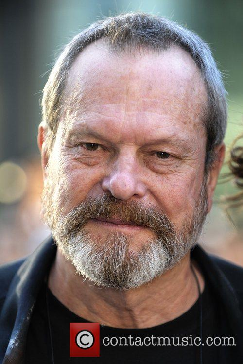 Director Terry Gilliam and Terry Gilliam 3