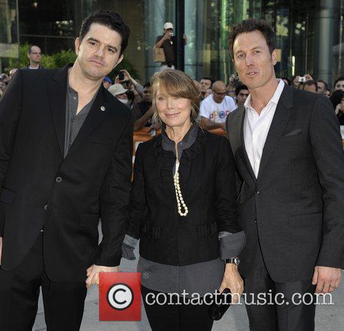 Aaron Schneider, Sissy Spacek, Dean Zanuck 'Get Low'...