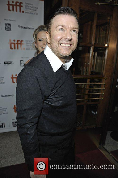 Director Ricky Gervais 'Invention of Lying' premiere The...
