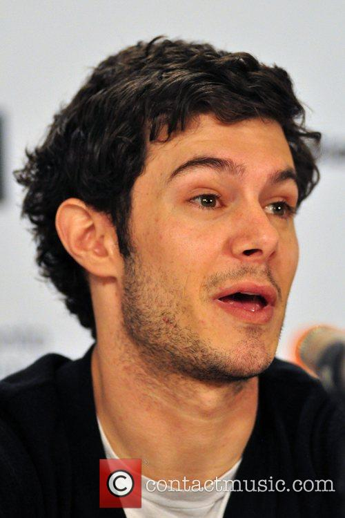 Adam Brody Press conference for 'Jennifer's Body' at...