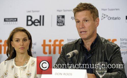 Natalie Portman and Director Don Roos  'Love...