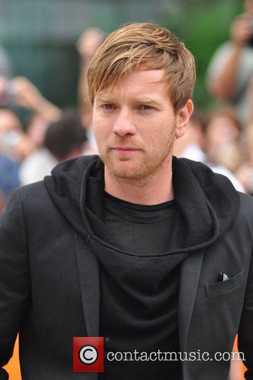Ewan McGregor 'Men Who Stare at Goats' -...
