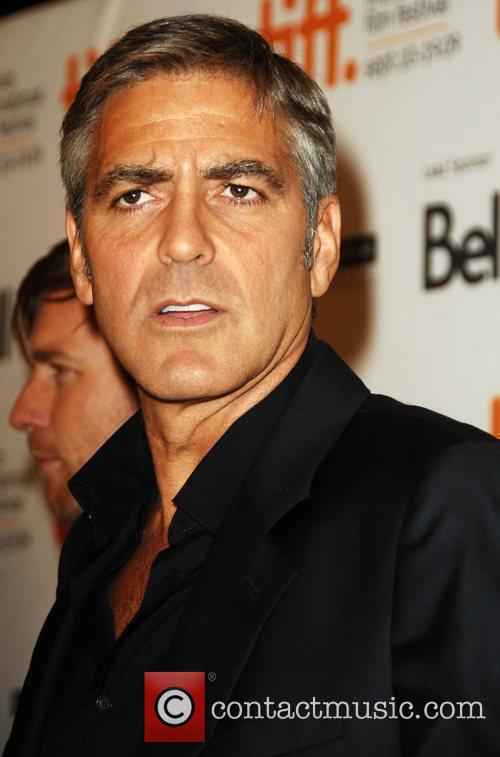 George Clooney 'Men Who Stare at Goats' -...