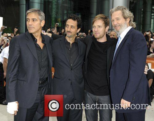 Jeff Bridges, Ewan Mcgregor and George Clooney 10