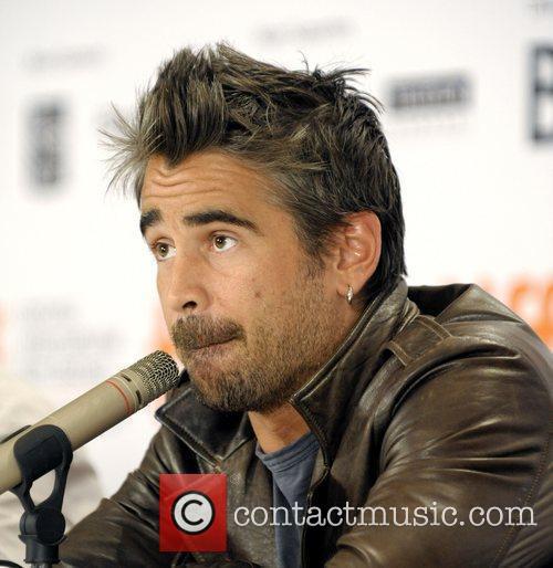 Colin Farrell  'Ondine' - press conference -...