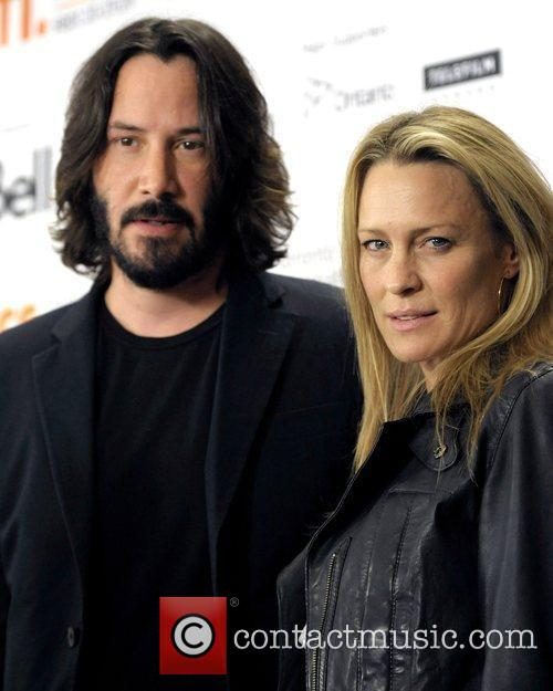 Keanu Reeves and Robin Wright Penn  'The...