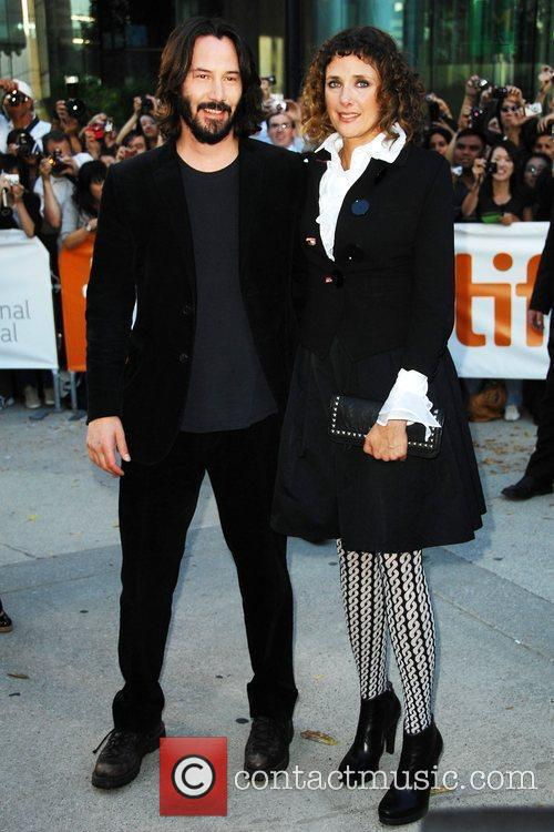 Keanu Reeves, Rebecca Miller 'The Private Lives of...