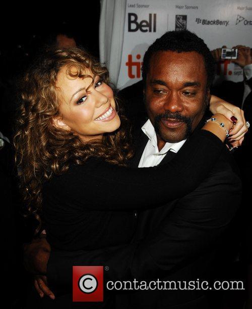 Mariah Carey and Lee Daniels 4