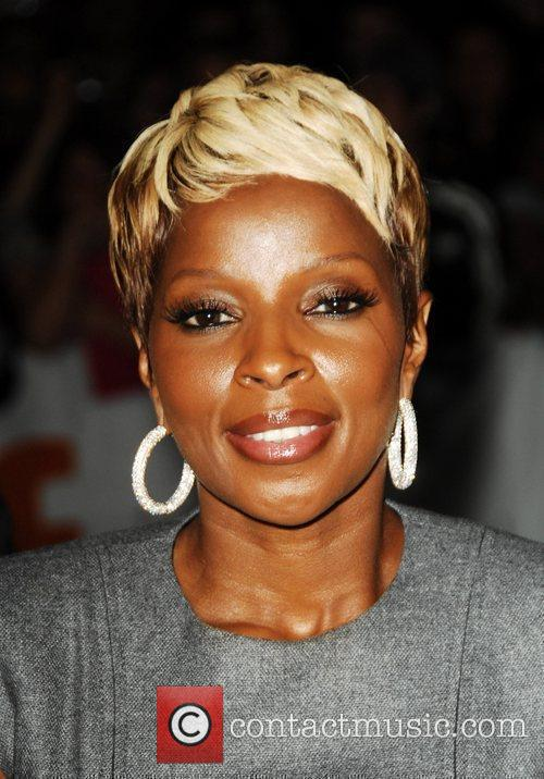 Mary J Blige  Images Gallery