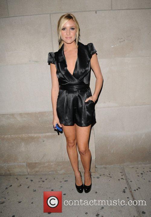 Kristin Cavallari seen at the 2009 Toronto International...