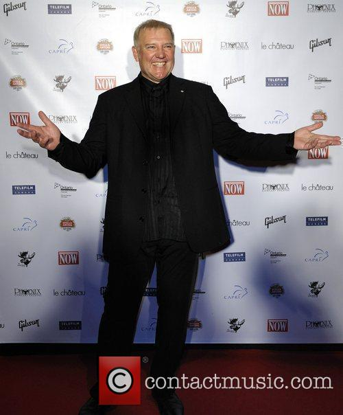 Alex Lifeson SUCK world premiere after party held...