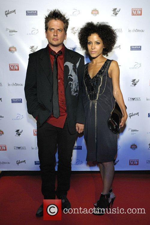 Director Rob Stefaniuk and Barbara Mamabolo SUCK world...