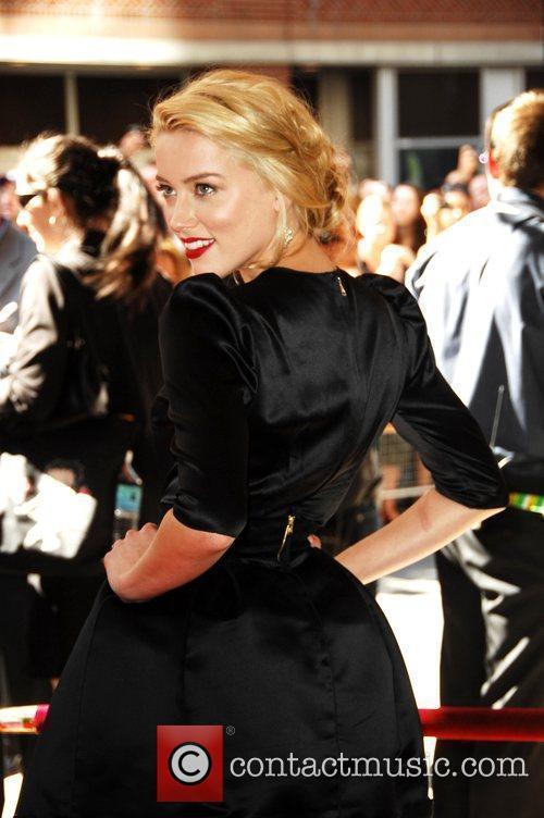 Amber Heard Premiere of 'The Joneses' - The...