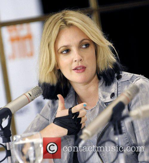 Drew Barrymore  'Whip It' - press conference...