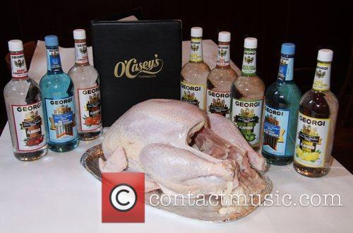 Thanksgiving for Drinkers!  O'Caseys Restaurant is making...