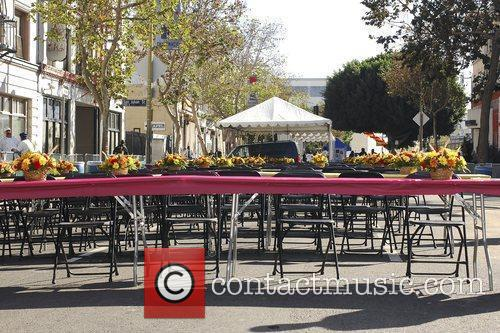 Atmosphere '5th Annual Thanksgiving Meal for the Homeless'...