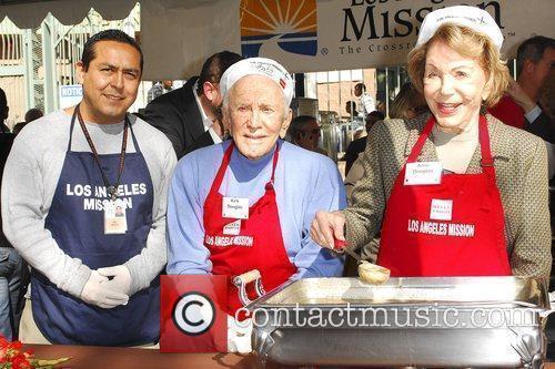 Kirk Douglas and Anne Douglas 8