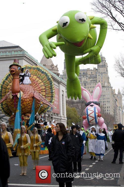 83rd Annual Macy's Thanksgiving Day Parade