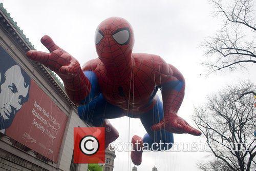 Spider Man, Macy's