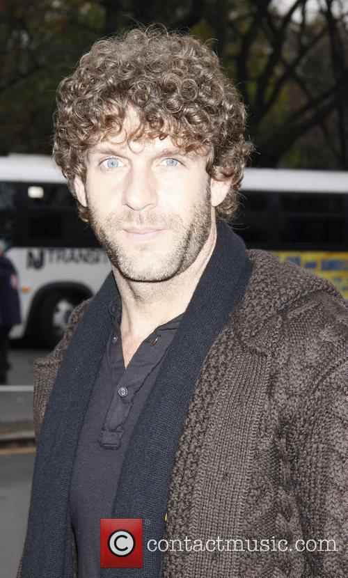 Billy Currington, Macy's