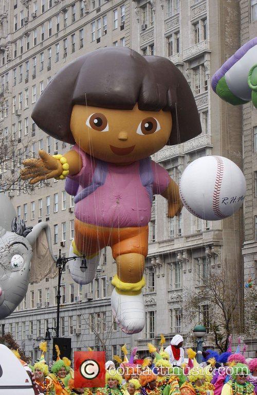 Dora The Explorer 5