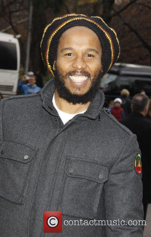Ziggy Marley The 83rd Annual Macy's Thanksgiving Parade...