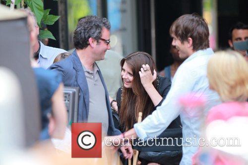 Mischa Barton and Ashton Kutcher 6