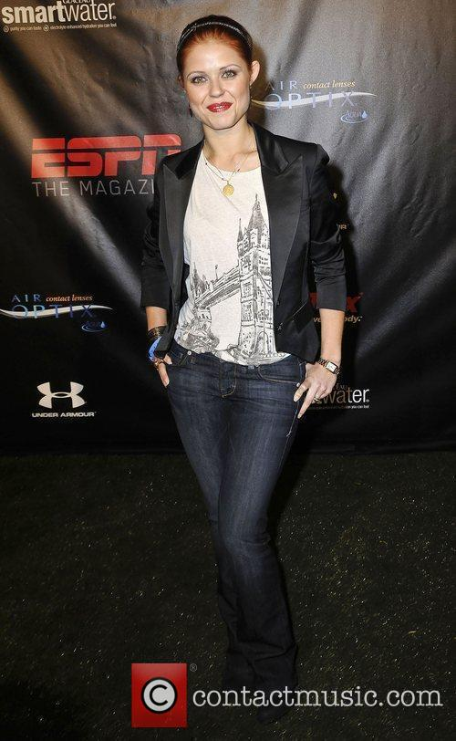 ESPN Magazine 'The Body' issue event held at...