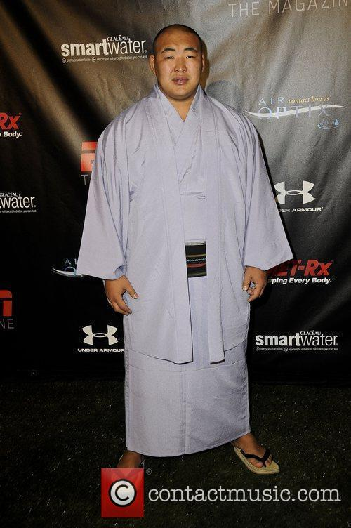 Byambajav Ulambayar ESPN Magazine 'The Body' issue event...
