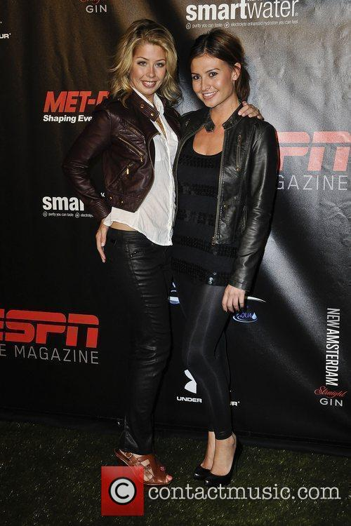 Holly Montag and Stacey Hall