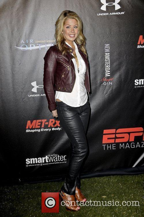 Holly Montag  ESPN Magazine 'The Body' issue...