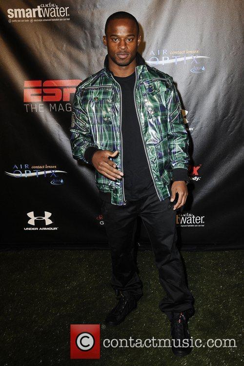 Rodney Martin ESPN Magazine 'The Body' issue event...