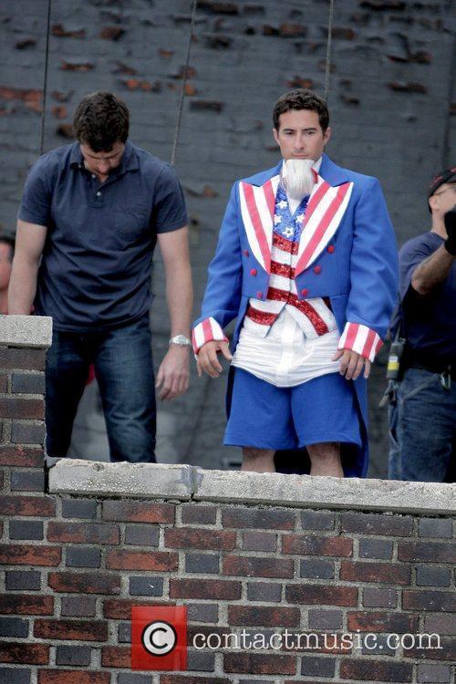 Stunt Men and Gerard Butler 5