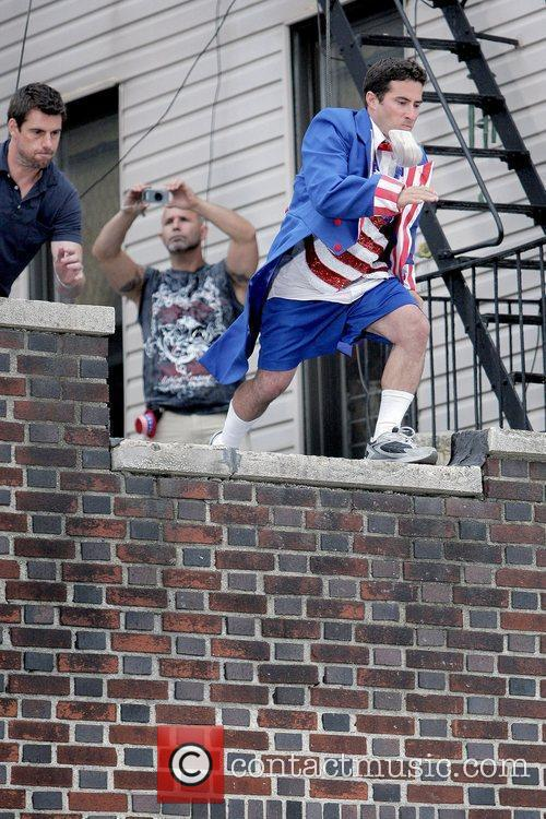 Stunt Men and Gerard Butler 4