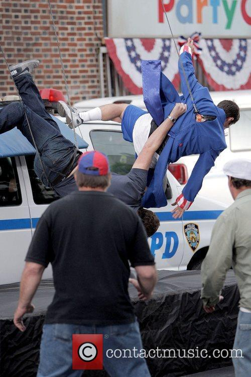 Stunt Men and Gerard Butler 6