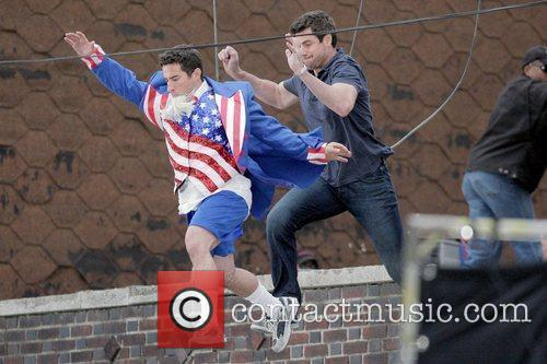 Stunt Men and Gerard Butler 10