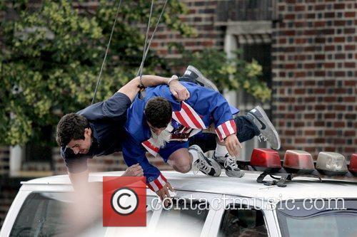 Stunt Men and Gerard Butler 3