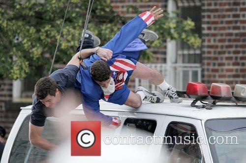 Stunt Men and Gerard Butler 9
