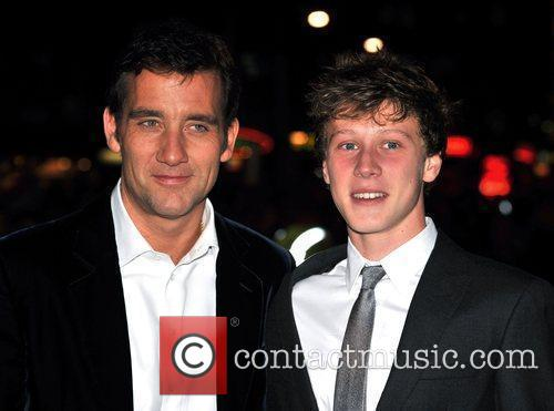 Clive Owen and George Mackay 2