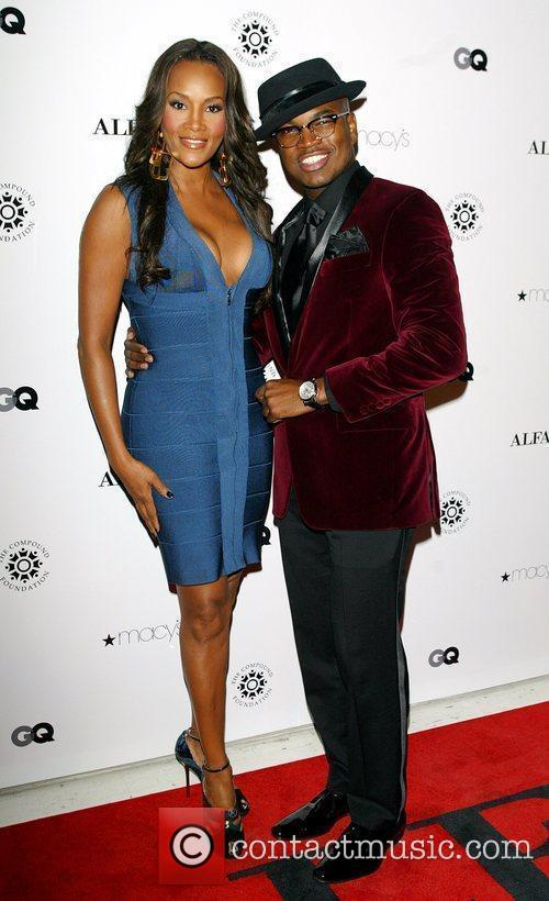Vivica A Fox and Ne-yo 2