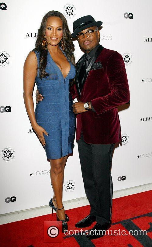 Vivica A Fox and Ne-yo 5