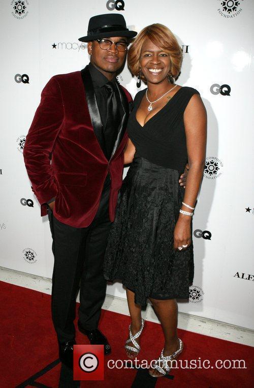 Ne-yo and Lorraine Smith