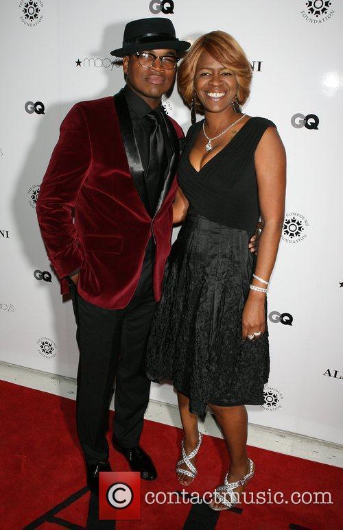 Ne-Yo and Lorraine Smith 4