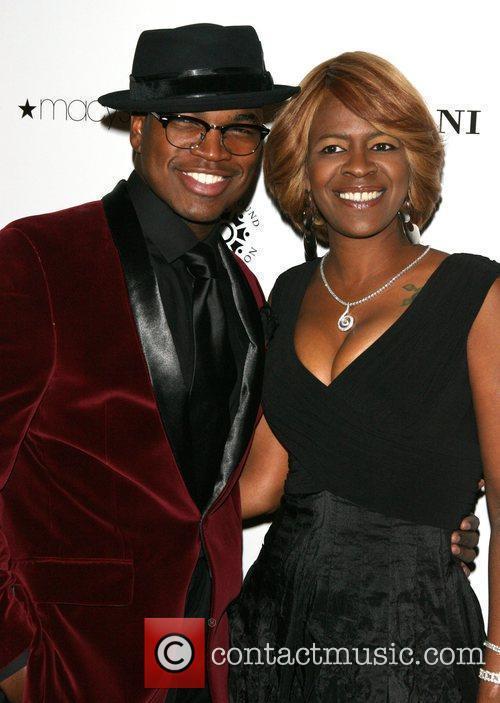 Ne-Yo and Lorraine Smith 6
