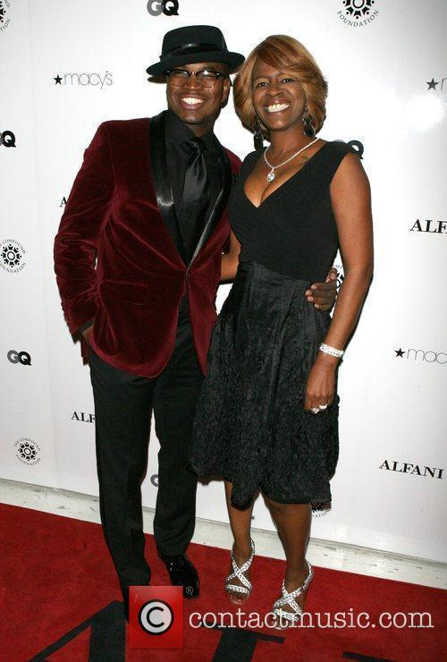 Ne-yo and Lorraine Smith