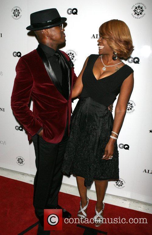 Ne-Yo and Lorraine Smith 3