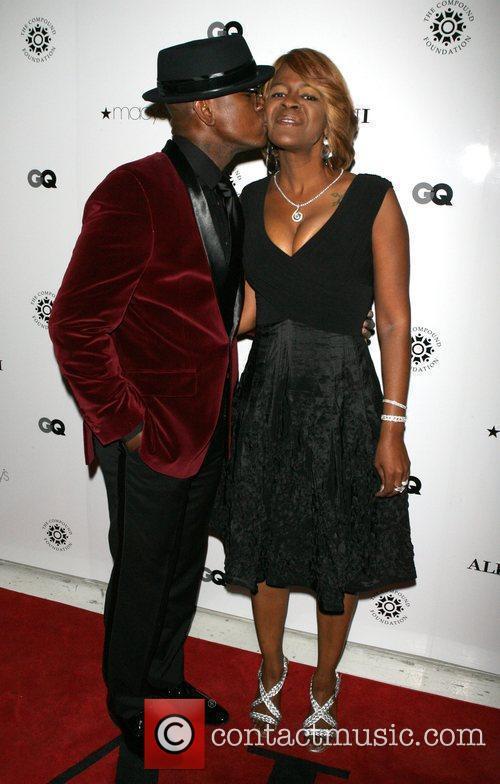 Ne-Yo and Lorraine Smith 8