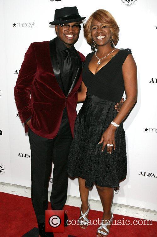 Ne-Yo and Lorraine Smith 5