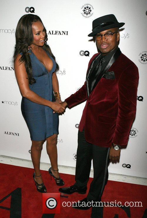 Vivica A Fox and Ne-yo 9